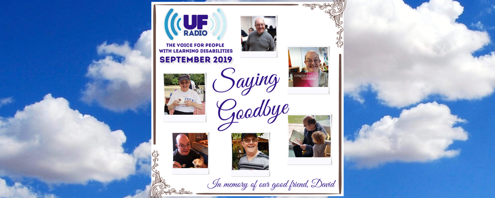 "UF Radio - September 2019: ""Saying Goodbye"""