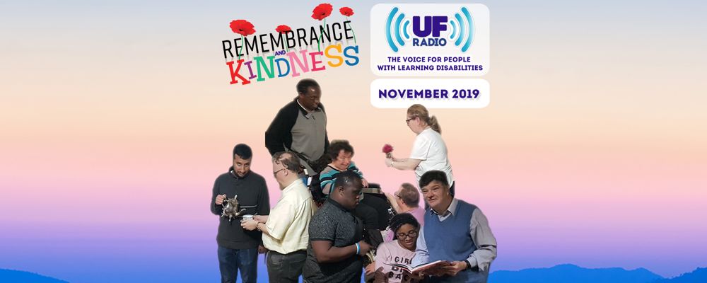 "UF Radio - November 2019: ""Remembrance and Kindness"""