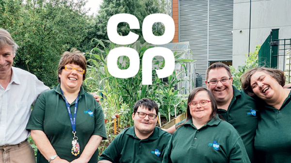 Co-op Members Donate £575 to UF