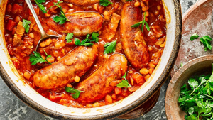 Cooking with Jo - Sausage Casserole