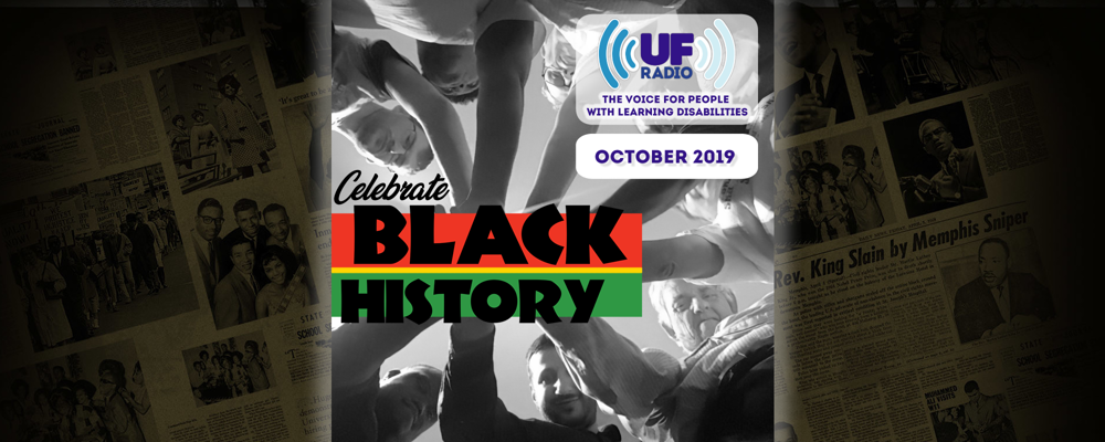 "UF Radio - October 2019: ""Celebrate Black History"""