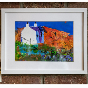 Framed Medium Landscape