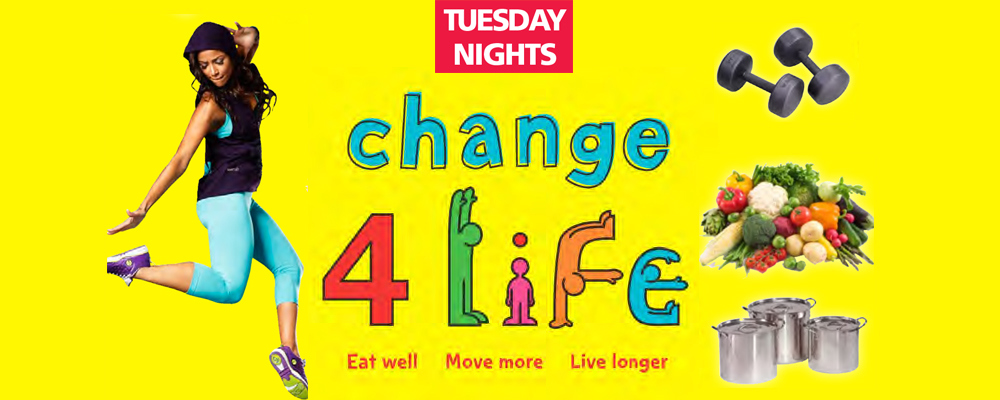 Change 4 Life - Tuesdays